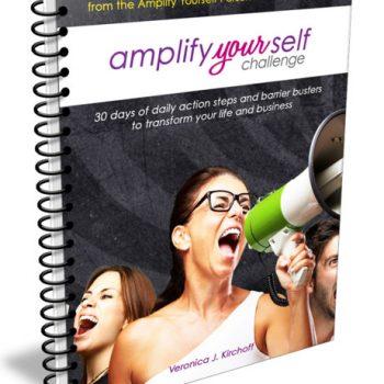 Amplify Yourself Challenge